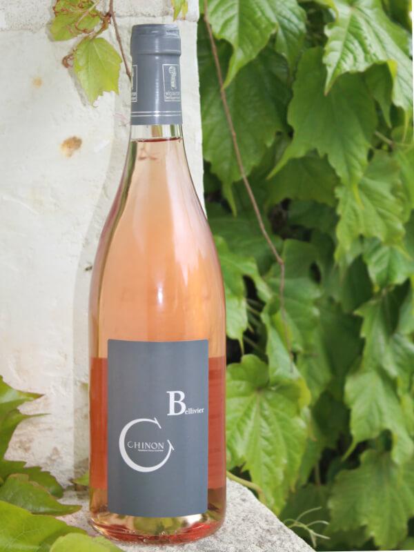 Chinon Bellivier rosé